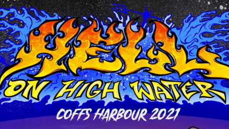 MUSIC NEWS:  The Coffs Coast is set to ignite with the Hell On High Water Festival next month!