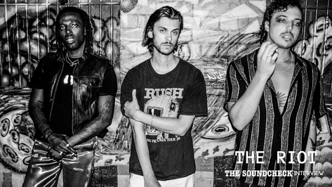 INTERVIEW: JD (THE RIOT)