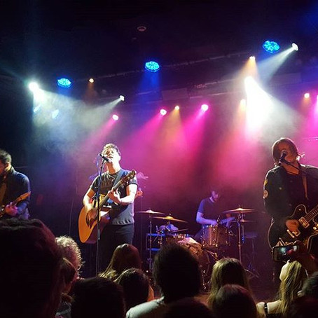 GIG REVIEW: NOTHING BUT THIEVES (Oxford Arts Factory, Jul 2016)