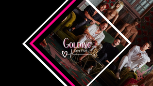 EXCLUSIVE: Indie duo Golding share their Fave 5 electronic artists they're loving right now!
