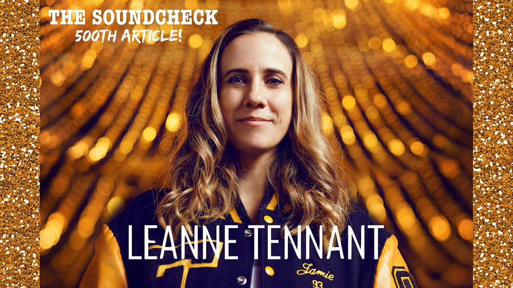 New Single Review Cherry Cola Leanne Tennant