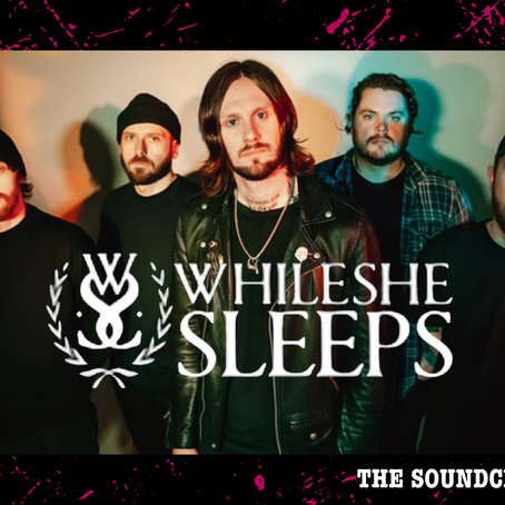 INTERVIEW: Lawrence Taylor (WHILE SHE SLEEPS)