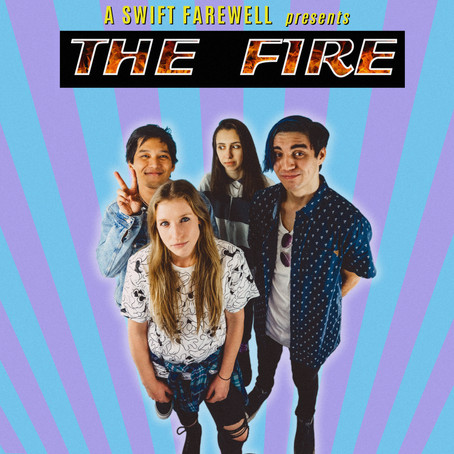 SINGLE REVIEW: The Fire (A SWIFT FAREWELL)