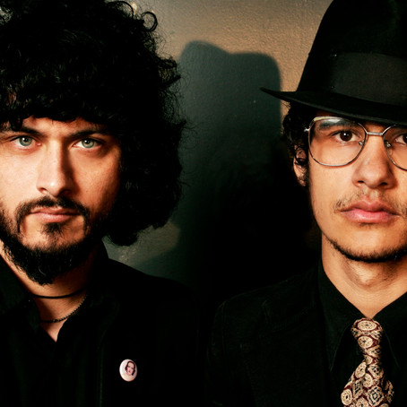 MUSIC NEWS: Pencil in March 26 for the latest tune from The Mars Volta!