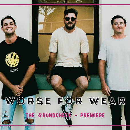 SINGLE PREMIERE: Happy (WORSE FOR WEAR)