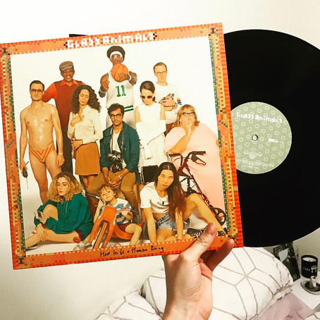 "VINYL REVIEW: ""How To Be A Human Being"" (GLASS ANIMALS)"