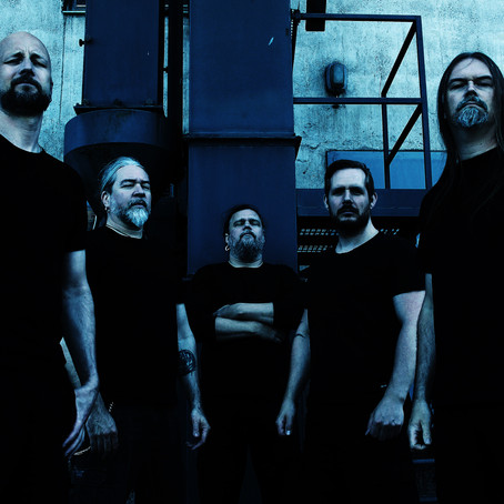 MUSIC NEWS: Meshuggah enter the studio, announce the return of Fredrik Thordendal!