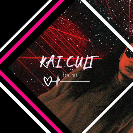 FAVE 5: DIY post-punk lengend KAI CULT unveils his current fave artists to spice up your playlists!