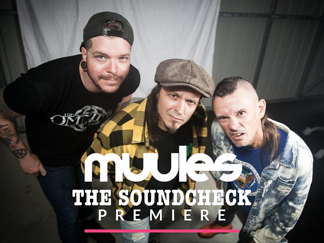 """MUSIC VIDEO PREMIERE: """"Deeper"""" (MUULES)   THE SOUNDCHECK   music"""