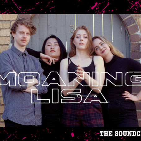 INTERVIEW: Hayley Manwaring (MOANING LISA)