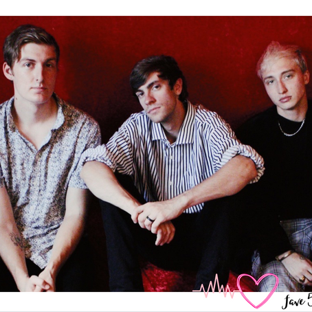 FAVE 5: USA pop punks Happy. share their fave 5 up-and-comers who make them (you guessed it) happy!