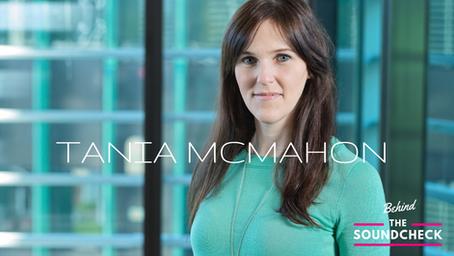 BEHIND THE SOUNDCHECK EPISODE 6: Tania McMahon