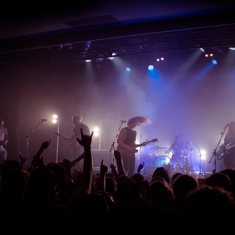 GIG REVIEW: THE VANNS (The Factory Theatre, January 2019)