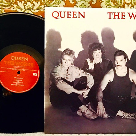 "VINYL REVIEW: ""The Works"" (QUEEN)"