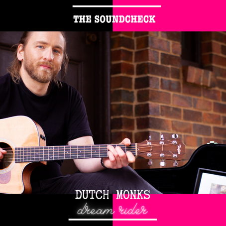 EXCLUSIVE: Transcontinental duo Dutch Monks bust out a Dream Rider in honour of their new tune!