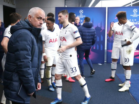 What does Amazon's Tottenham Hotspur documentary tell us about the arbitration of management issues?