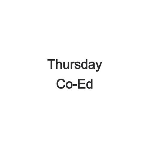 Thursday Co-Ed
