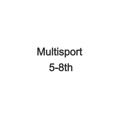 Multisport Camps - July 5th - 9th