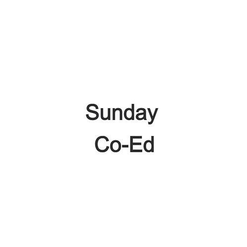 Sunday Co-Ed