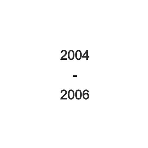 2004-2006 Youth Development