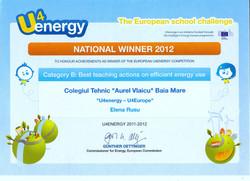 U4Energy 2012-