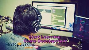Game Development courses -Hotcourses.onl