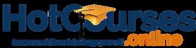 Hotcourses online logo