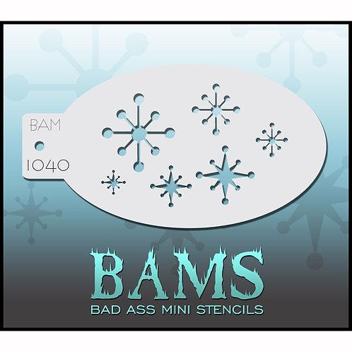 BAM stencil 1040