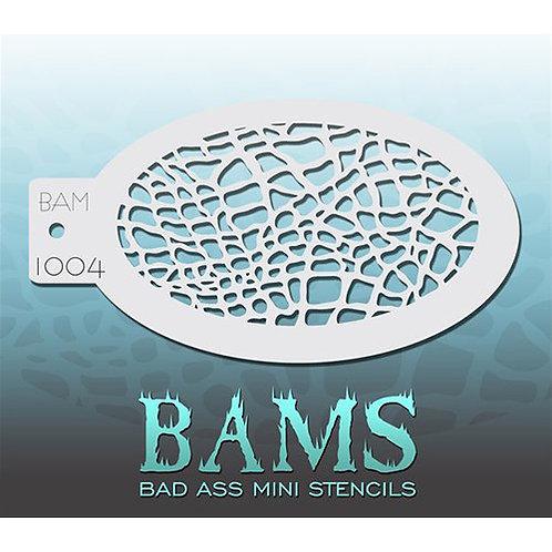 BAM stencil 1004