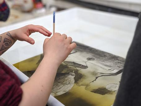 Agata Derda Artist Masterclass