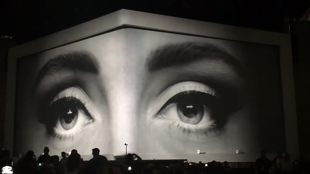 ADELE Live Review