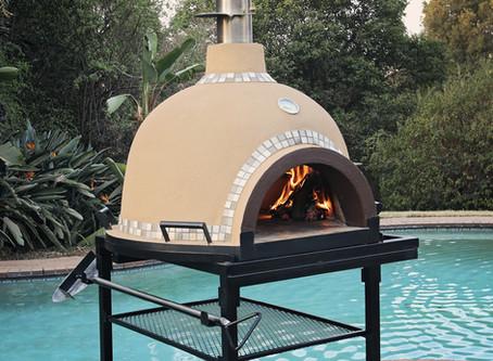 AlFresco wood-fired Pizza Oven