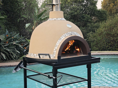 AlFresco wood-fired Pizza Oven
