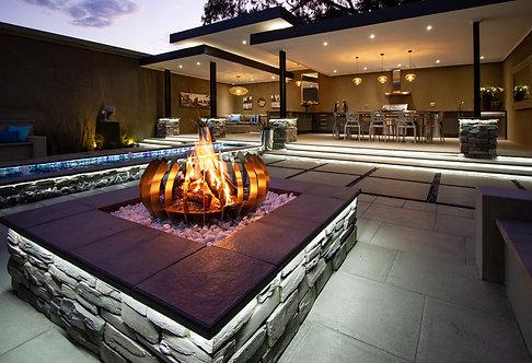 FireBlade (wood burning)