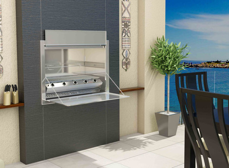 Choosing your Built-In ENTERTAINER BRAAI