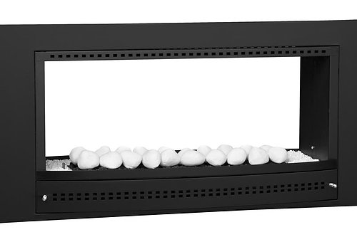Double Sided Fireplace (VFDS-1000)