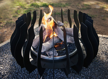 The OUTDOOR FIREPIT's & FIREBLADE's Explained