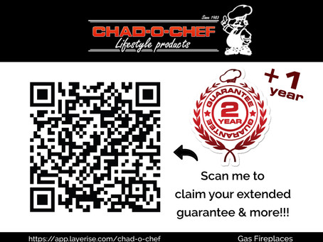Have you heard that Chad-O-Chef is extending their guarantees!?