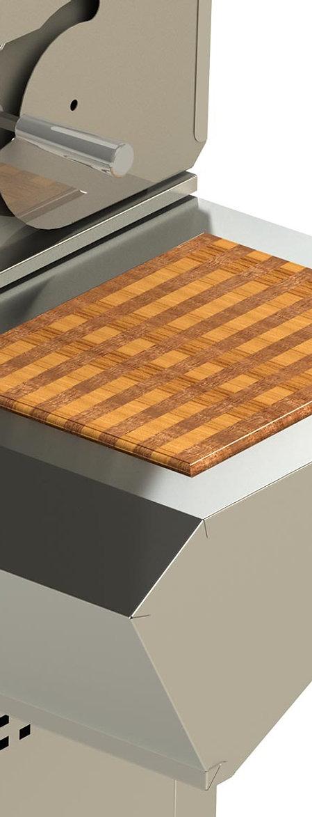 Chad-O-Chef - Sizzler Mobile - Prep Board