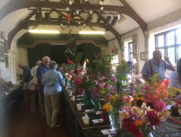 Late Summer Horticultural Show