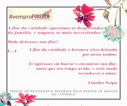 Psicografia Lourdes Serpa