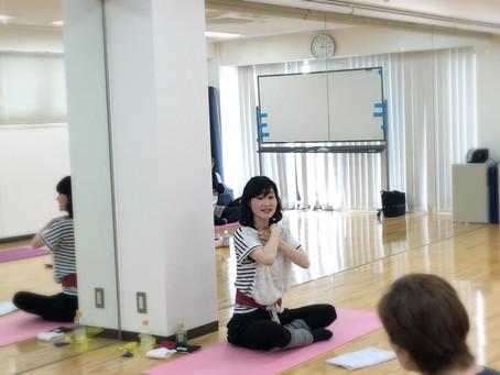 温活ゆるリン体操開催日♪