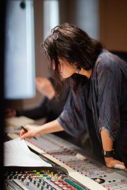 Recording 28-piece Orchestra
