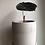 """Thumbnail: Alocasia Cuprea in 6"""" concrete planter"""