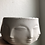 "Thumbnail: Shallow 4"" faces planter"
