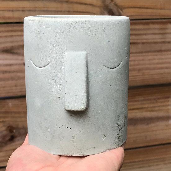 Mueller Pickup: Face planter in vintage mint cement
