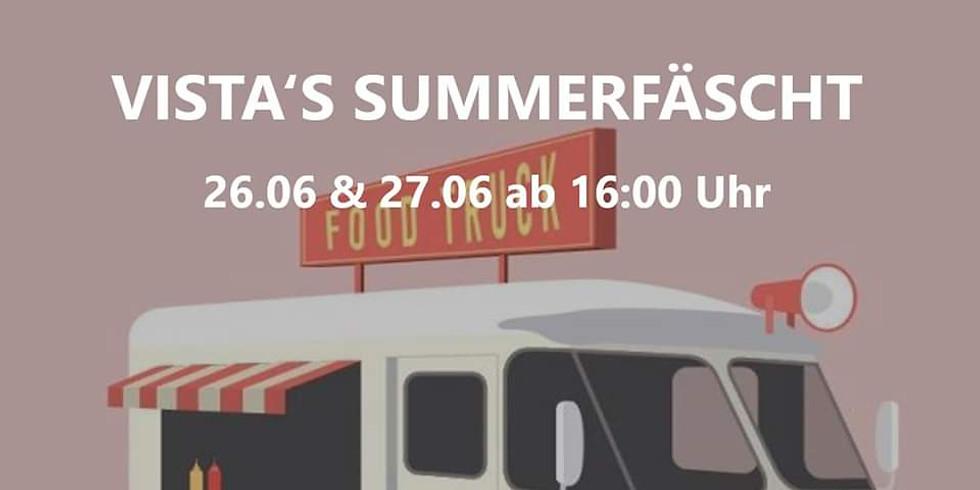 Vista's Summerfäscht 2020
