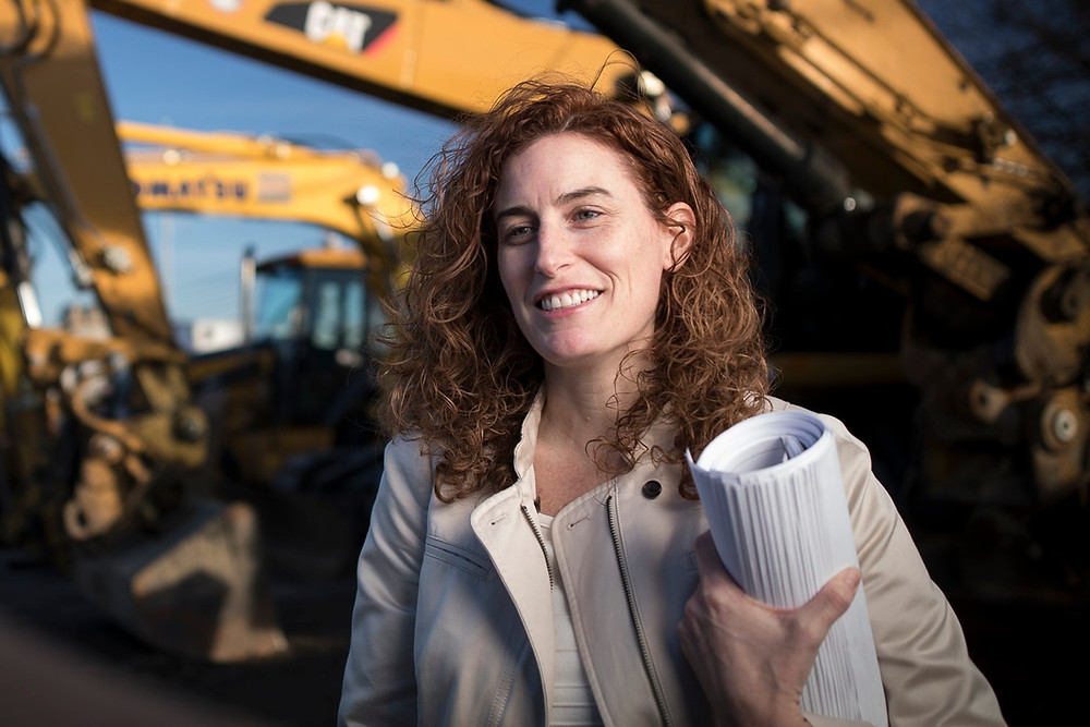 Stacey Rivera, Project Manager