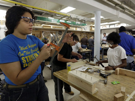 A Push For More Women In Construction In Massachusetts