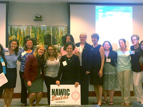 Introducing our 2016-17 NAWIC Boston Board of Directors